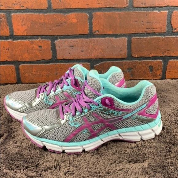 ASICS GEL EXCITE 3 Sz 8 Women's Running Shoes Very good